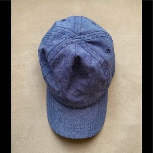 Old Navy Baby Chambray Hat Size 12-18M